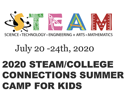 STEAM College Connections Camp for Kids